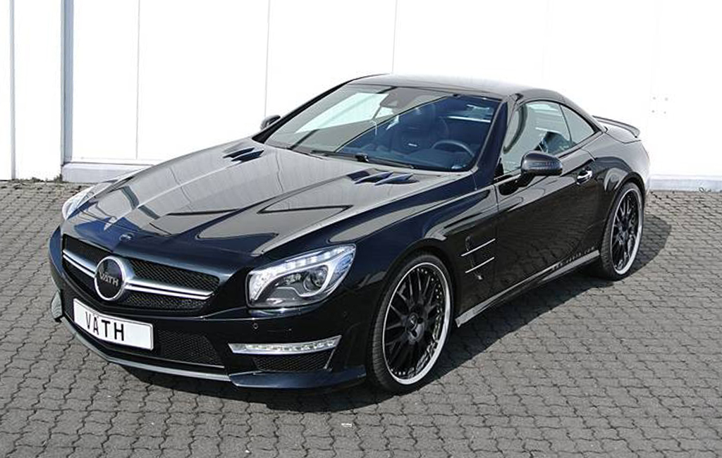 2013 Mercedes Benz SL63 AMG V63RS by Vath 3 Vath creates new magic with the 2013 Mercedes Benz SL63 AMG V63RS