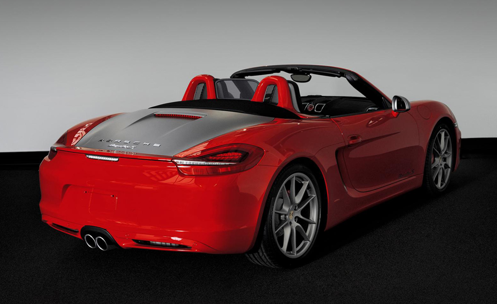 2013 Porsche Boxster S Red 7 Edition 2 2013 Porsche Boxster S Red 7 Edition in the Netherlands