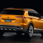 2013 Volkswagen CrossBlue Coupe Concept (2)