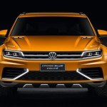 2013 Volkswagen CrossBlue Coupe Concept (3)