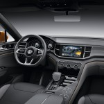 2013 Volkswagen CrossBlue Coupe Concept (6)