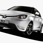 2014 MG 3 Supermini Car (1)