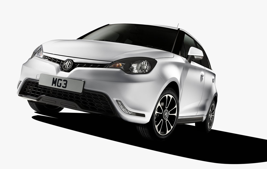 2014 MG 3 Supermini Car 1 MG 3 Supermini Car to be launched in 2013