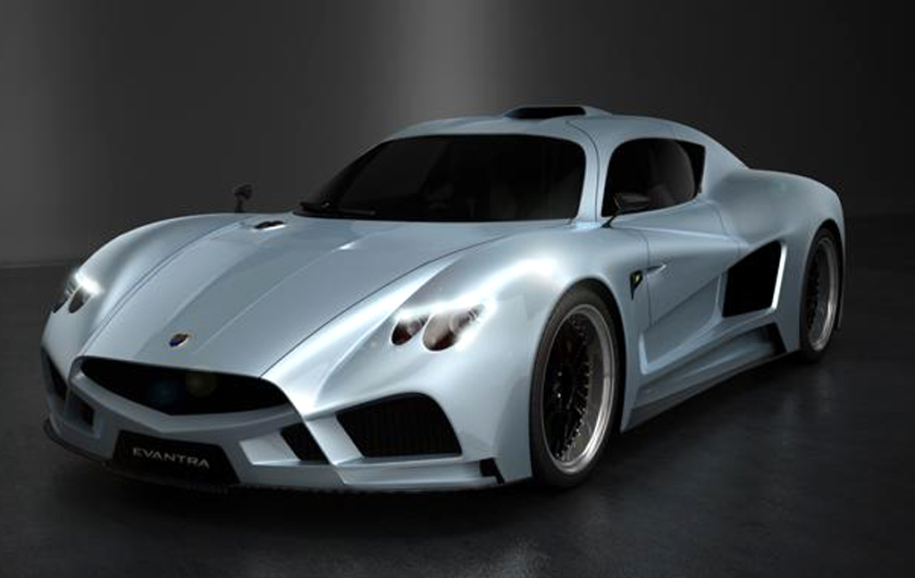 2014 Mazzanti Evantra 3 2014 Mazzanti Evantra: Yet another supercar