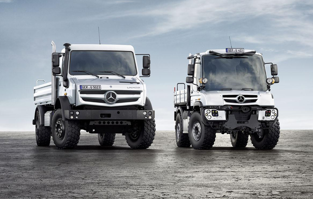 2014 Mercedes Unimog Econic Car 13 2014 Mercedes Unimog and Econic Car Specs Revealed