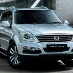 SsangYong Motor Rexton Indian SUV (2)