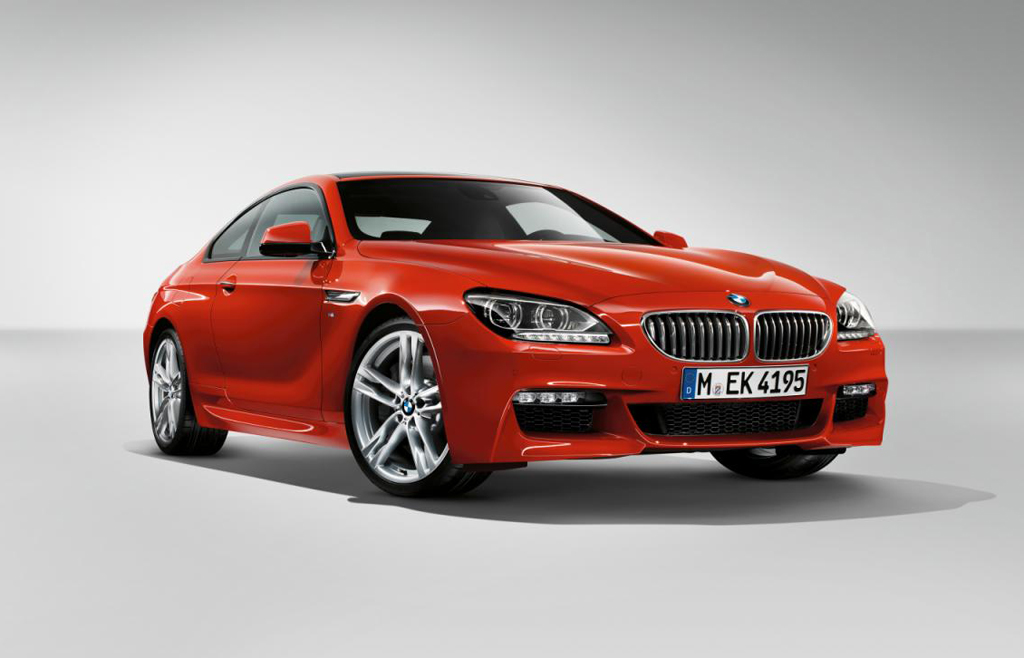 2014 bmw 6 series with m sports package details. Black Bedroom Furniture Sets. Home Design Ideas