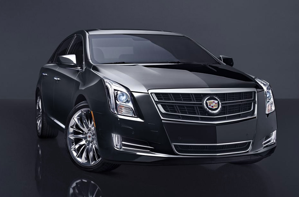 2014 Cadillac XTS 2 2014 Cadillac XTS features and details