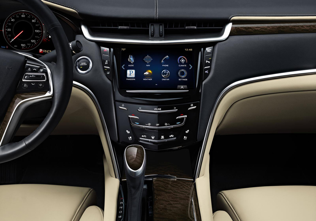 2014 Cadillac XTS 4 2014 Cadillac XTS features and details