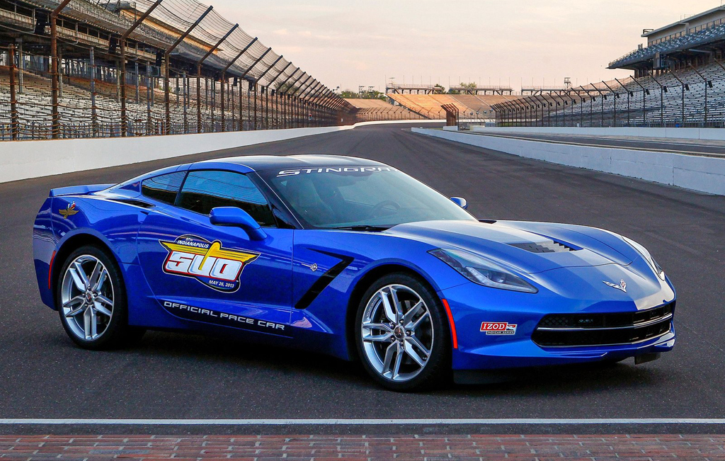 2014 Chevrolet Corvette Stingray Indy 500 Pace Car 2 2014 Chevrolet Corvette Stingray Indy 500 Pace Car