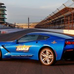 2014 Chevrolet Corvette Stingray Indy 500 Pace Car  (4)