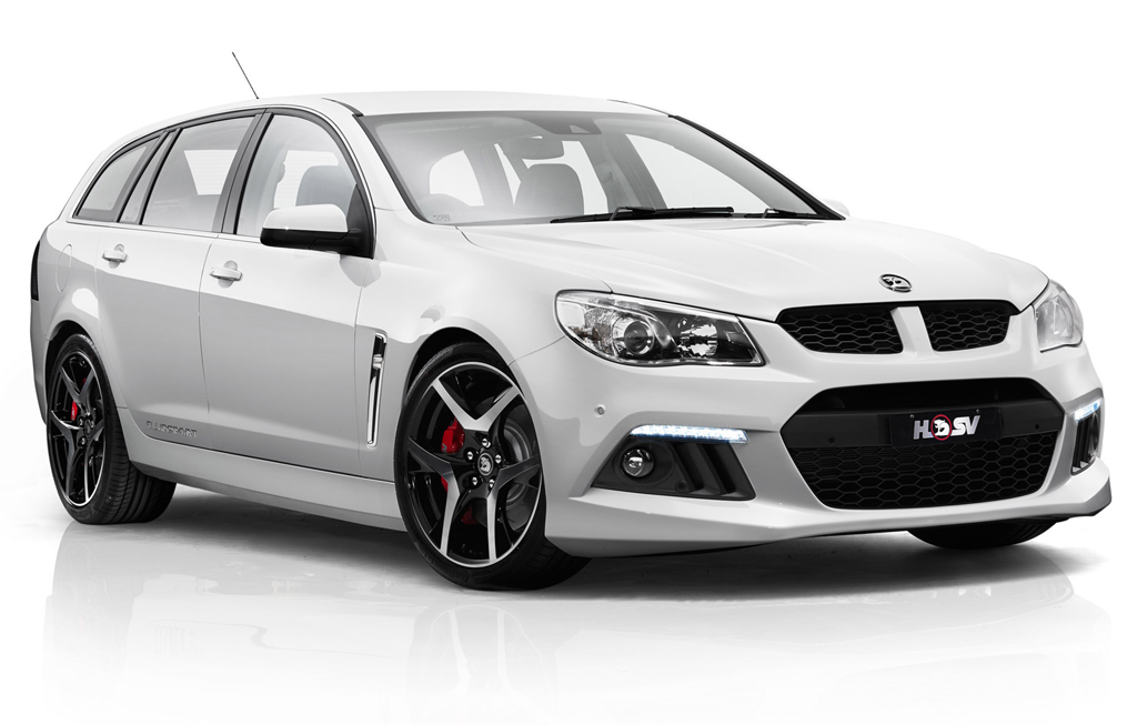 2014 HSV Gen F Clubsport R8 Tourer 2 HSV Releases 2014 Gen F Clubsport R8 Tourer 