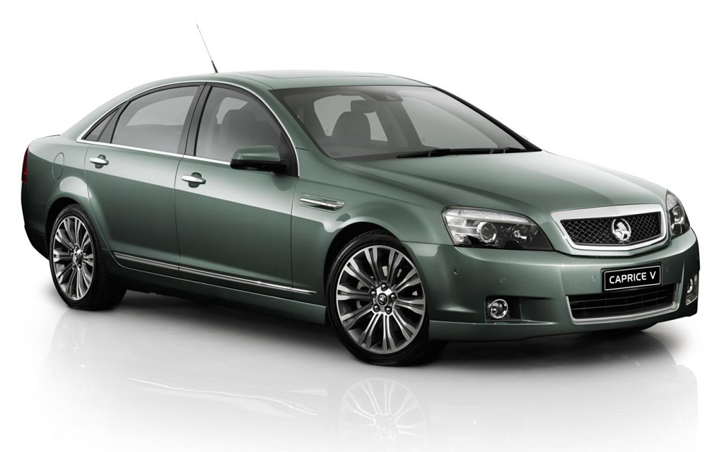 2014 Holden Caprice 4 2014 Holden Caprice details