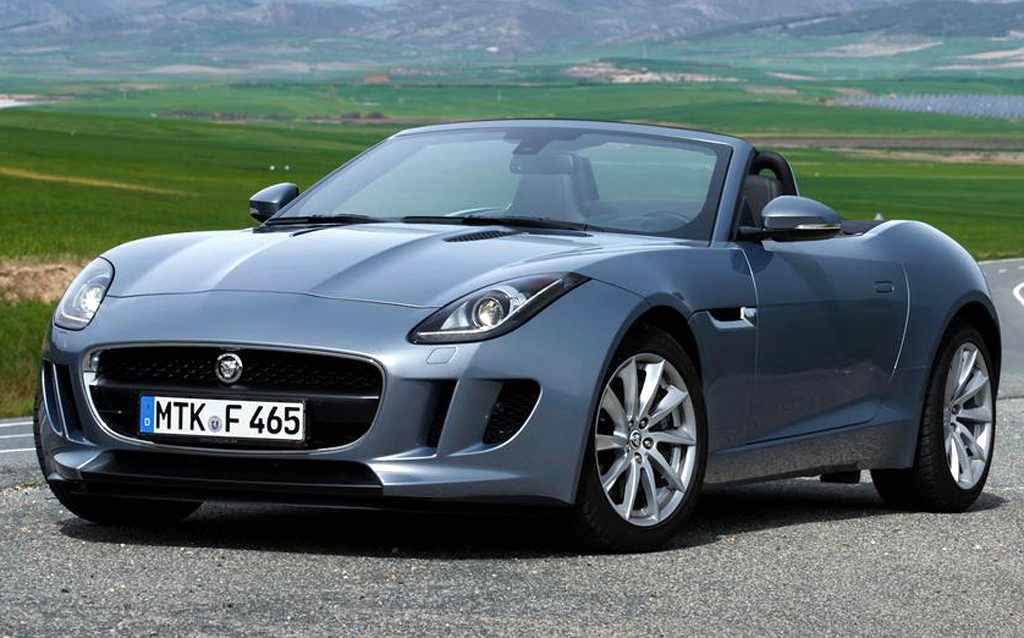 2014 Jaguar F Type V6 9 2014 Jaguar F Type V6