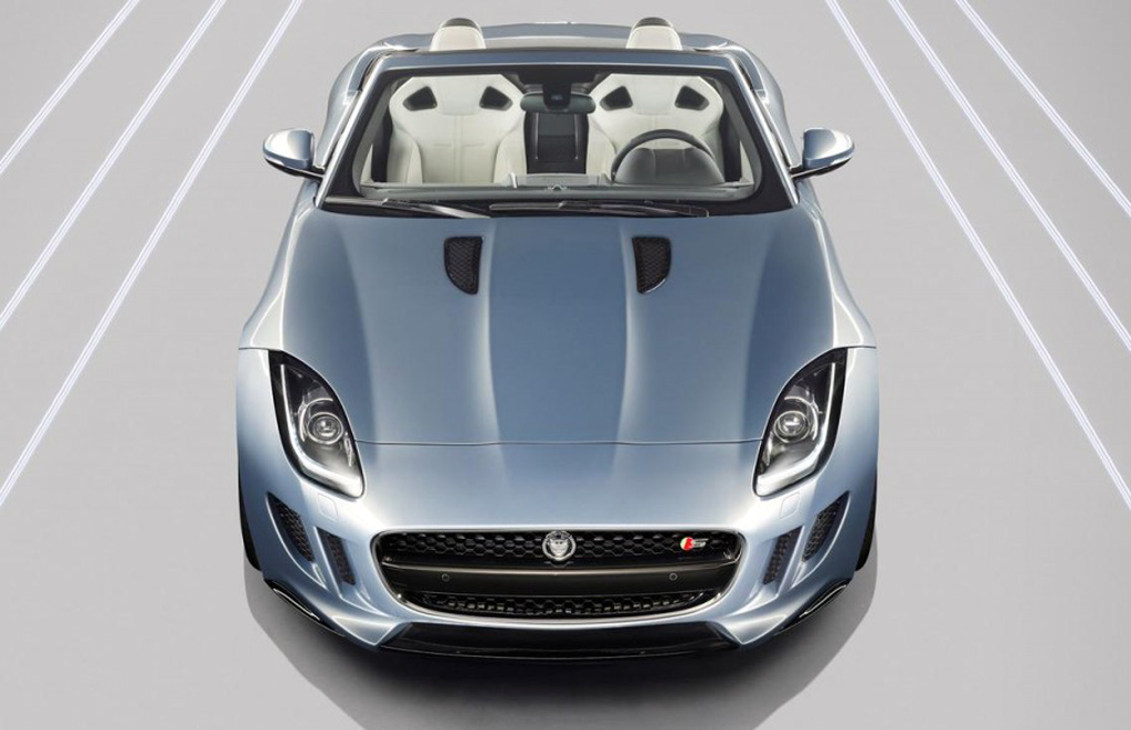 2014 Jaguar F Type V8 S 5 2014 Jaguar F Type V8 S
