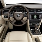 2014 Skoda Superb Combi  interior