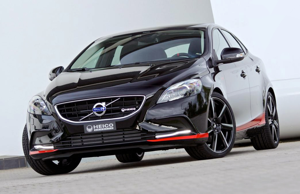2014 Volvo V40 Pirelli 7 2014 Volvo V40 Pirelli by Heico Sportiv