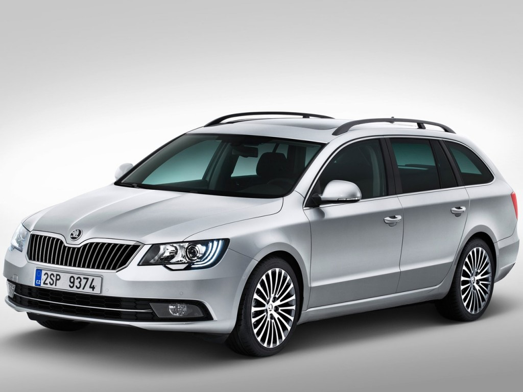 Skoda Superb Combi 2014 photos 1 1024x768 2014 Skoda Superb Combi 