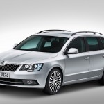 Skoda Superb Combi  2014 photos (1)