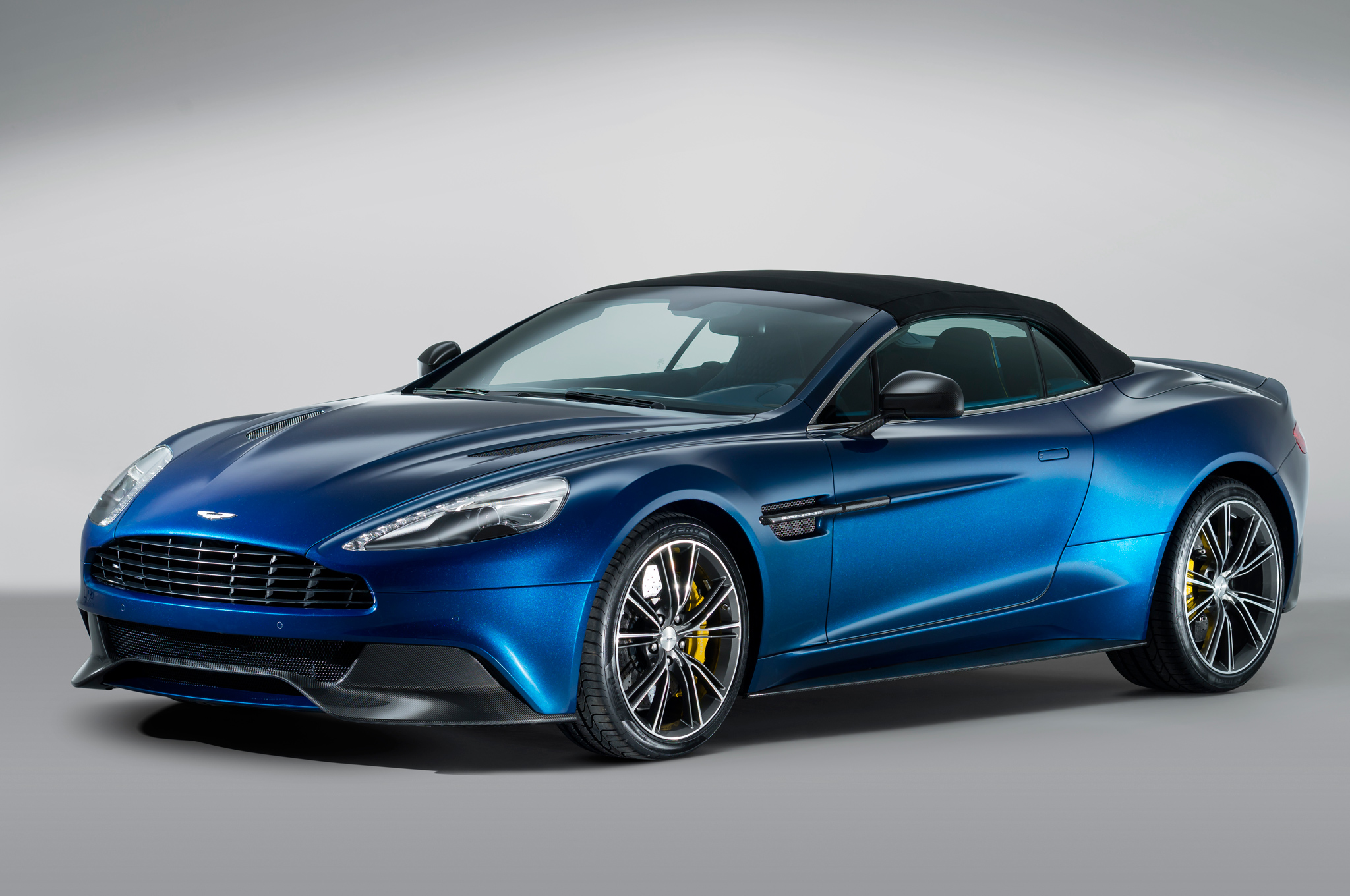 2014 Aston Martin Vanquish Volante 13 Aston Martin Celebrates Its 100th Year With The All New 2014 Vanquish Volante