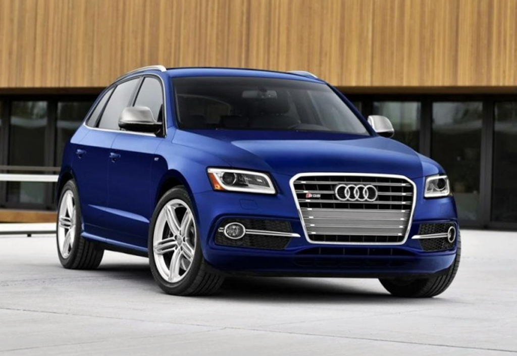 2014 Audi SQ5 TDI Audi announces the base price of its first S Variant of the Q5 Model