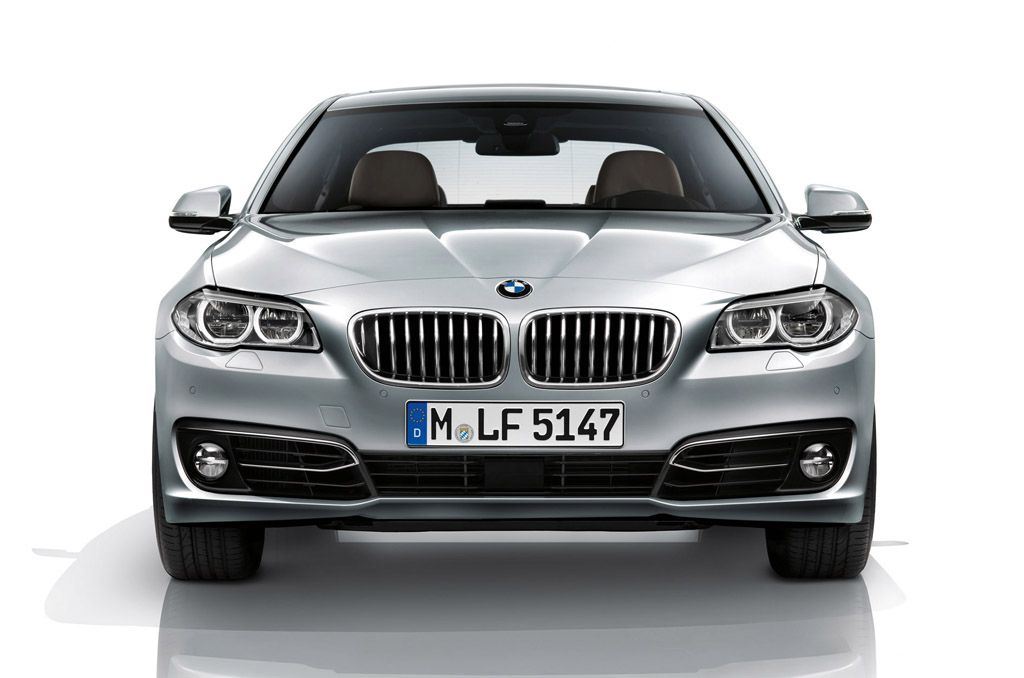 2014 BMW 5 Series 13 BMW launches 2014 518d Saloon and Touring