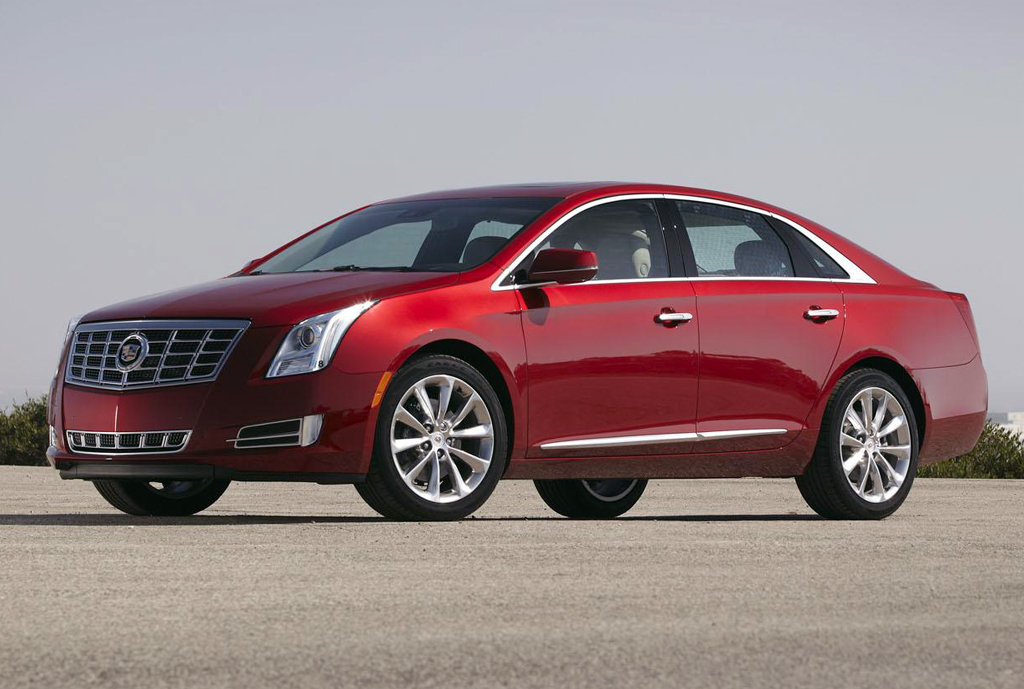 2014 Cadillac XTS Vsport 4 2014 Cadillac XTS Vsport pricing announced