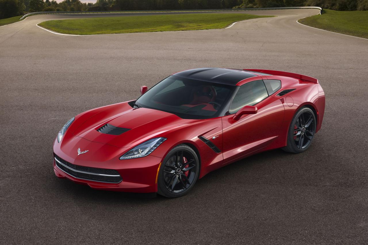 2014 Chevrolet Corvette Stingray Z51 >> 2014 Corvette Stingray Z51 performance specifications