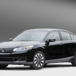 2014 Honda Accord Hybrid exterior photos (1)
