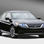 2014 Honda Accord Hybrid exterior photos (2)
