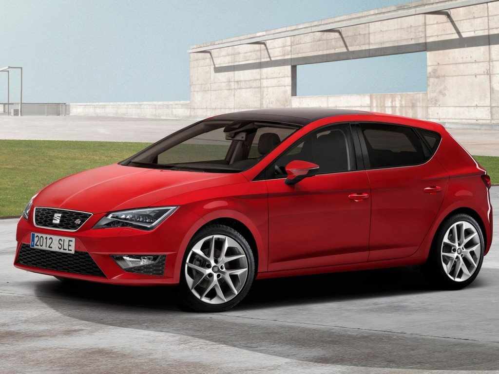 2014 Seat Leon 1024x768 2014 Seat Leon FR in UK at the price of £22075