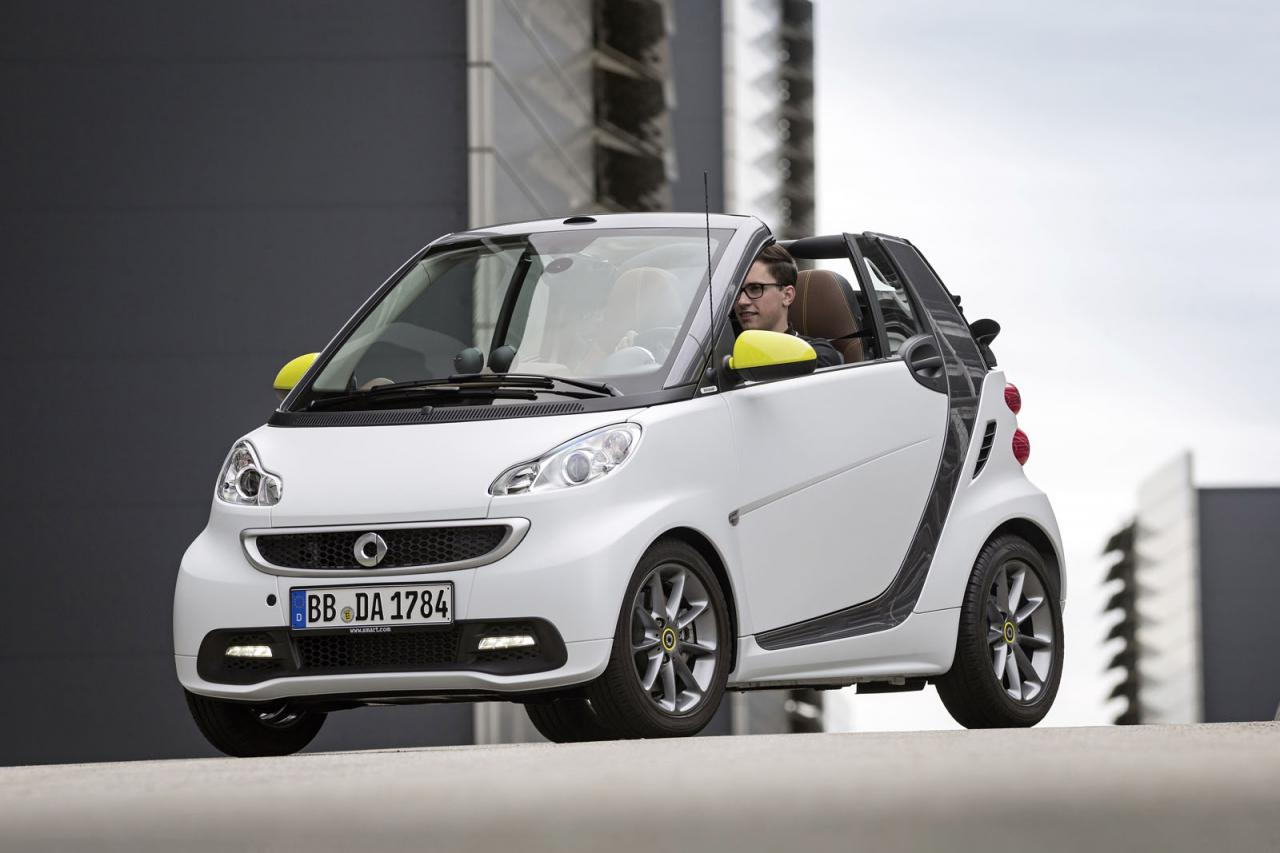 2014 Smart ForTwo BoConcept Edition 4 2014 Smart ForTwo BoConcept Special Edition launched
