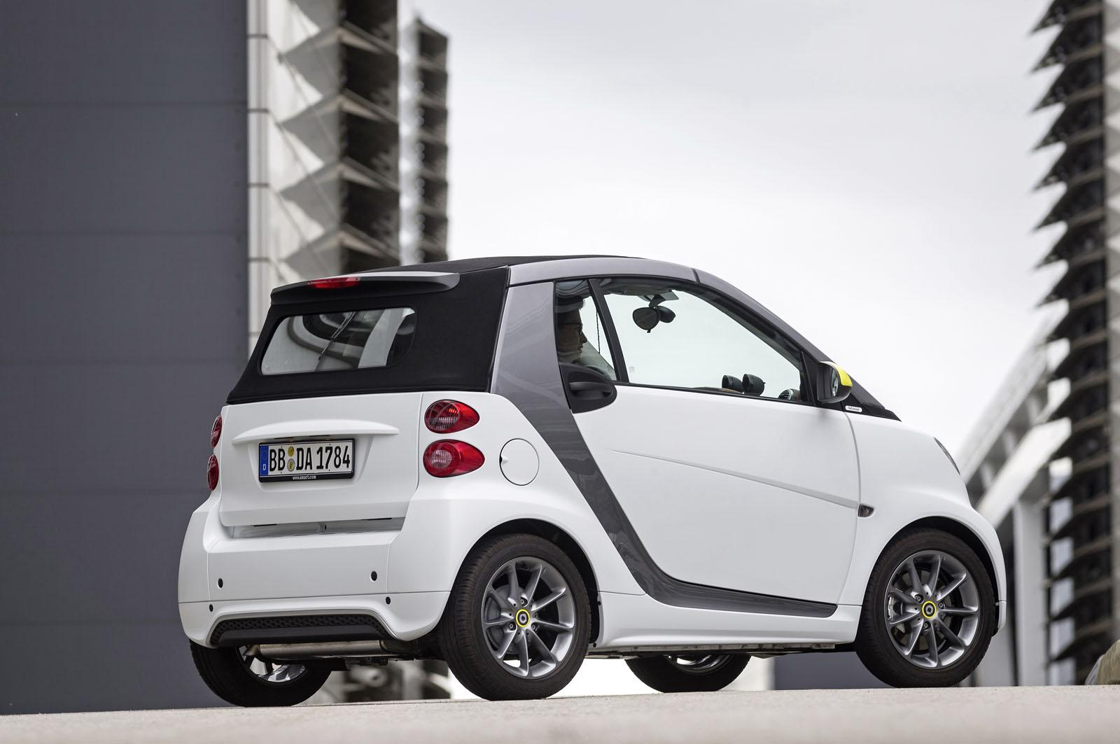 2014 Smart ForTwo BoConcept Edition 8 2014 Smart ForTwo BoConcept Special Edition launched