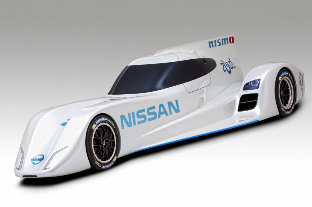 Nissan ZEOD RC photos 12 Nissan unveils its prototype for ZEOD RC