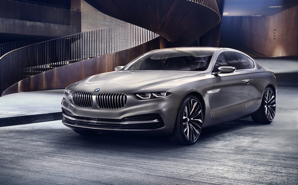 bmw pininfarina gran lusso coupe 03 BMW and Pininfarina join forces to create 2014 Gran Lusso Coupe
