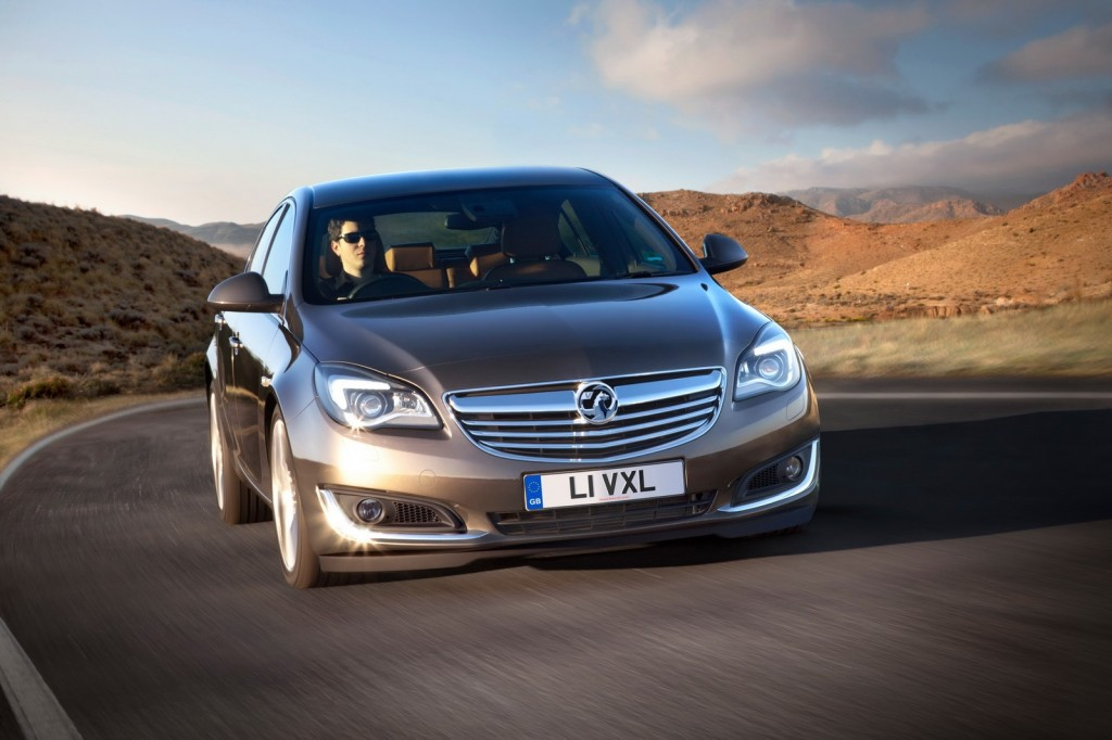 vauxhall insignia 2014 1 1024x682 2014 Vauxhall Insignia loaded with new features