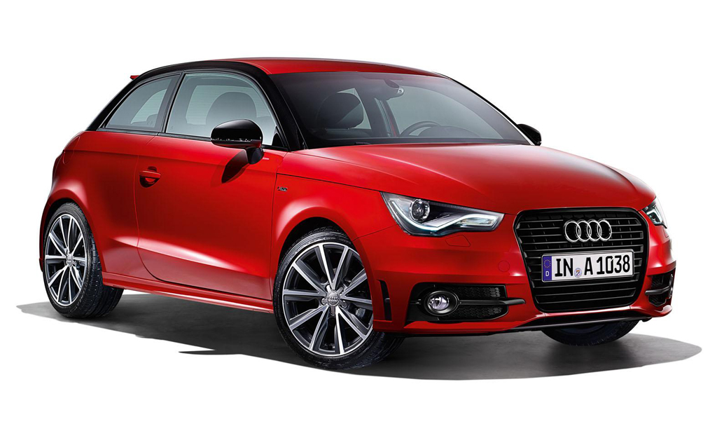 2014 Audi A1 S line Audi introduces 2014 A1 S line Style Edition