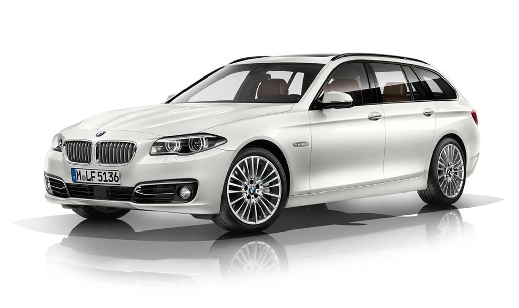 2014 BMW 5 Series Touring 5 2014 BMW 5 Series Touring details