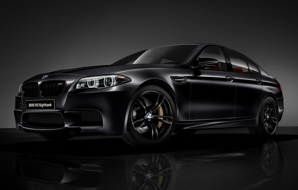 2014 BMW M5 Nighthawk 1 BMW Limited Edition 2014 M5 Nighthawk for the Japanese market