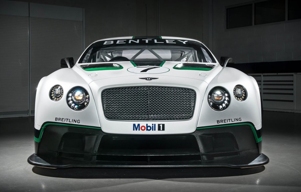 2014 Bentley Continental GT3 Racecar 21 2014 Bentley Continental GT3 Racecar