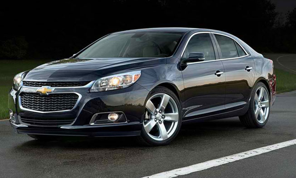 2014 Chevrolet Malibu Details And Photos Machinespider Com