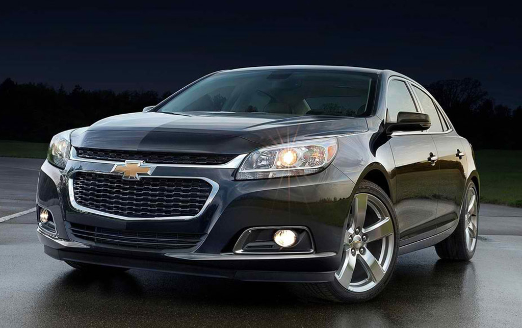 2014 Chevrolet Malibu 4 2014 Chevrolet Malibu details and photos