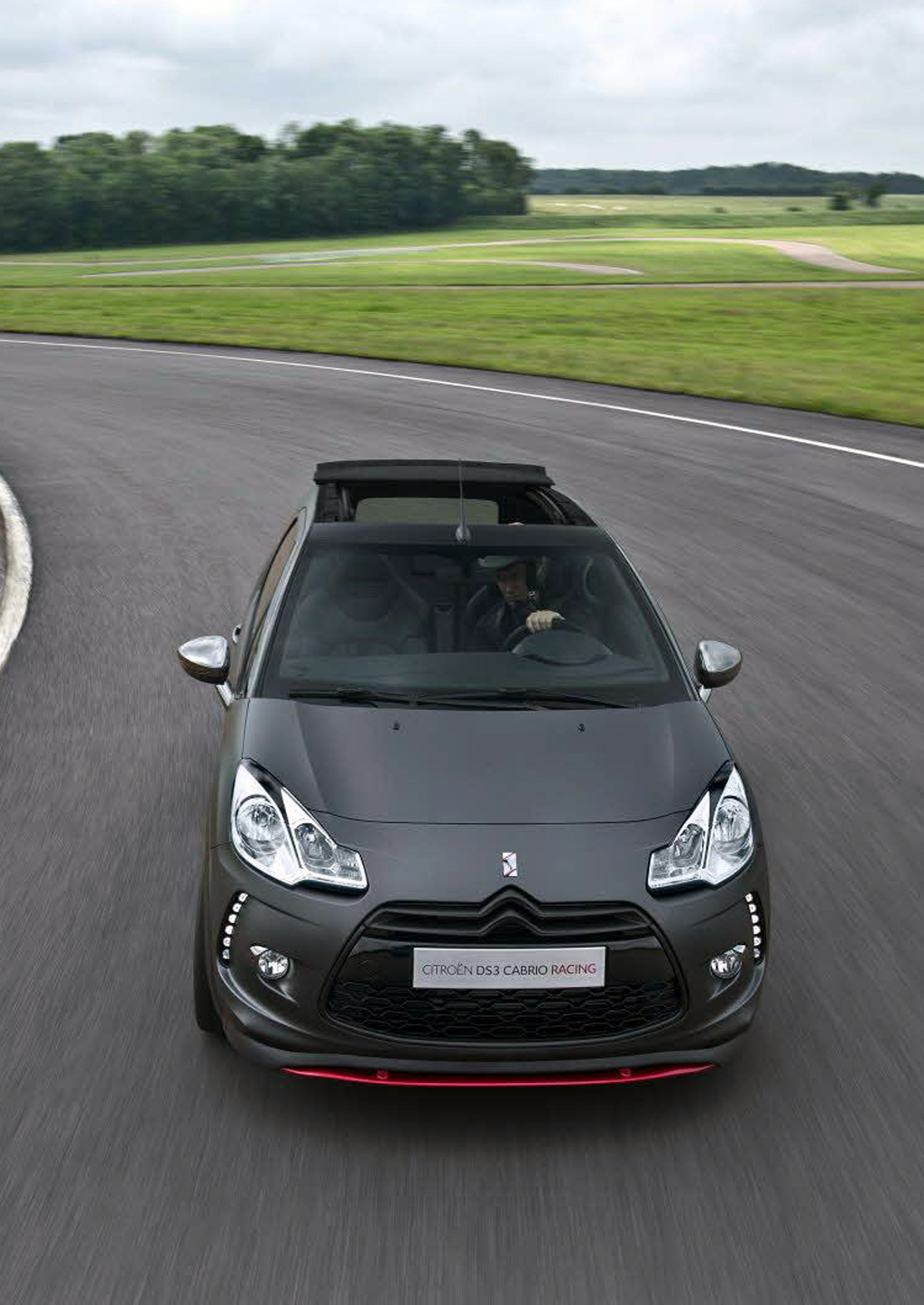 2014 citroen ds3 cabrio racing concept details. Black Bedroom Furniture Sets. Home Design Ideas