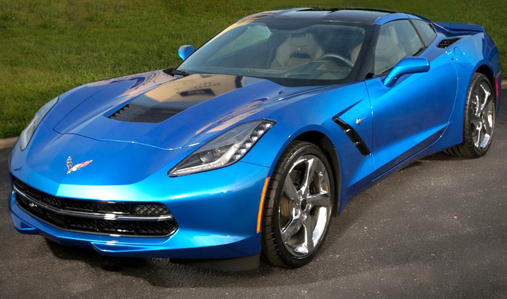 2014 Corvette Stingray Premiere Edition 1 2014 Corvette Stingray Premiere Edition details