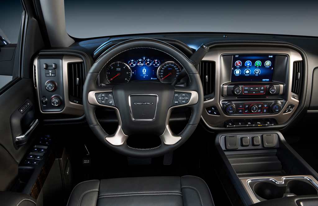 2014 gmc sierra denali pickup truck details. Black Bedroom Furniture Sets. Home Design Ideas