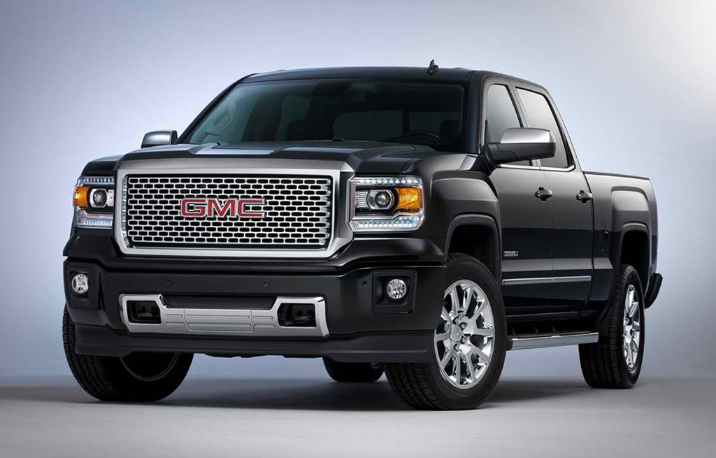 when do the all new 2014 gmc 2500 hd come autos weblog. Black Bedroom Furniture Sets. Home Design Ideas