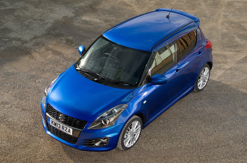 2014 Maruti Suzuki Swift Sport 5 door 3 2014 Maruti Suzuki Swift Sport 5 door details