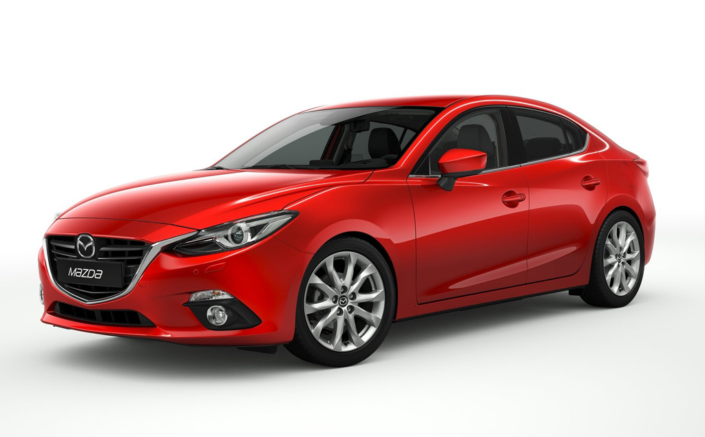 2014 Mazda 3 Sedan Photos And Details Machinespider Com