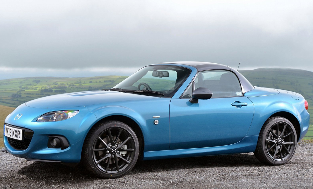 2014 mazda mx 5 sport graphite. Black Bedroom Furniture Sets. Home Design Ideas