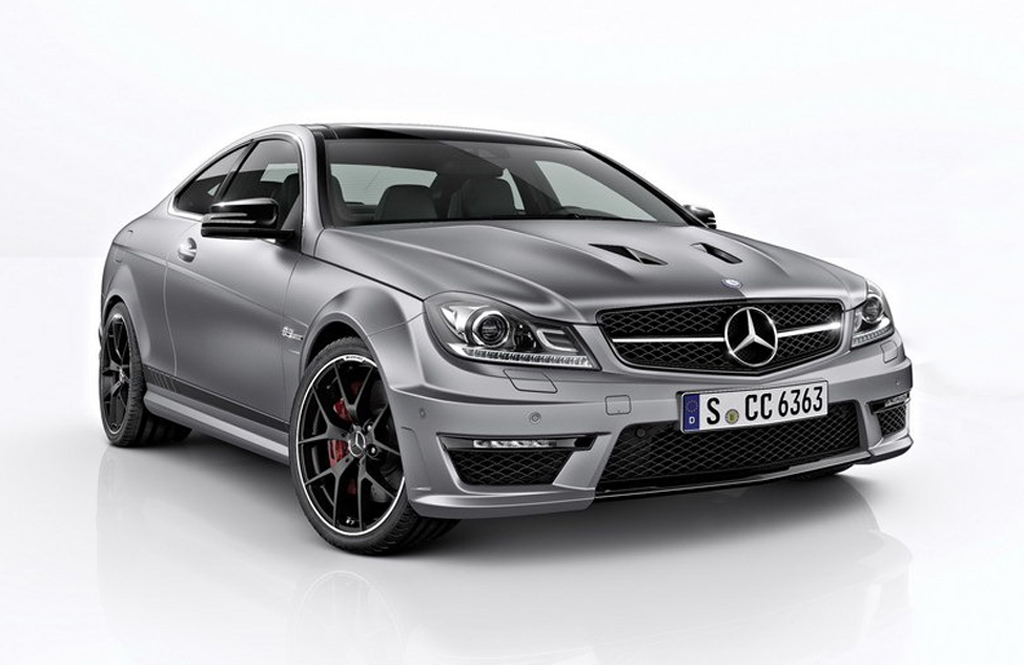 2014 Mercedes Benz C63 AMG Edition 507 2 Prices of 2014 SLS Black Series and C63 AMG Edition 507 announced